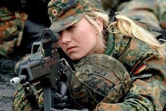 冷战后德国首次扩军1.4万