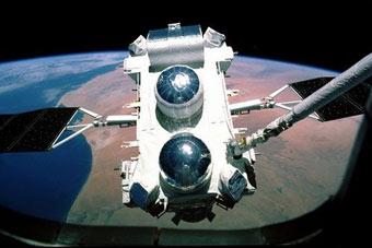 美国投入200多亿美元保卫卫星