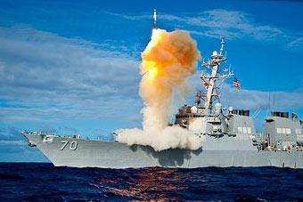 美日韩将联合演练弹道导弹防御