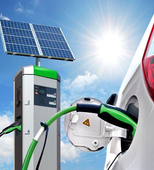 上海首座公益性新能源充电站落成 设11根充电桩