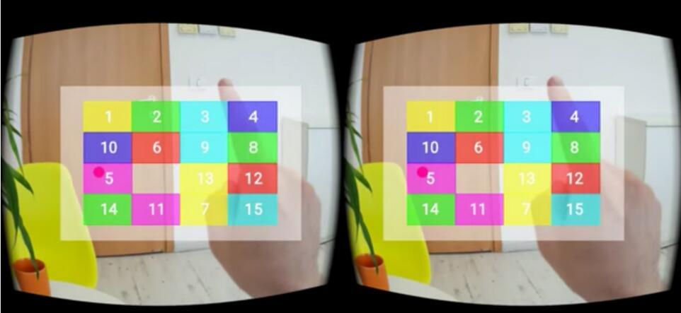 美国移动技术公司Eyesight推出VR手势控制技术
