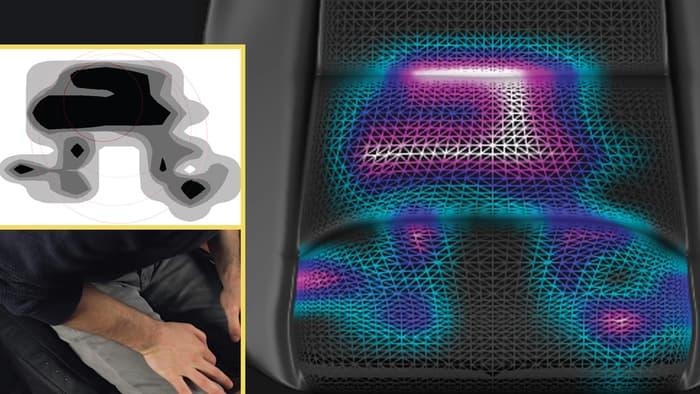 美国推出智能汽车靠垫 可智能识别重物与小孩