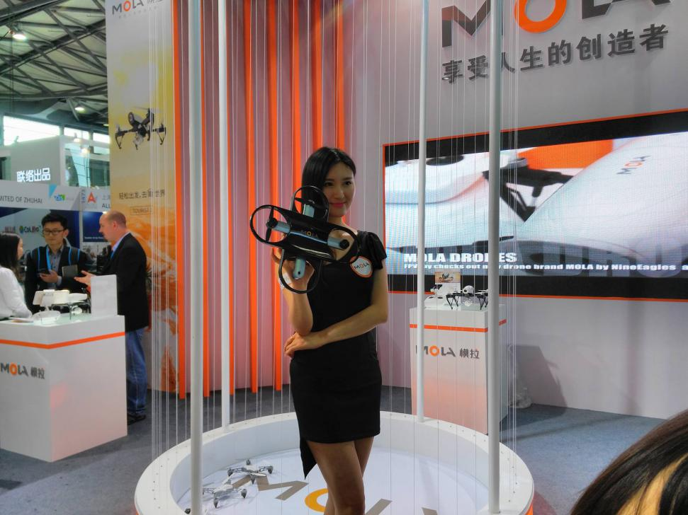 2016亚洲消费电子展:VR和无人机等技术吸睛