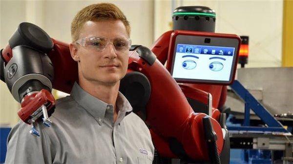 哥们搭把手:机器人与人类并肩改变全球制造业