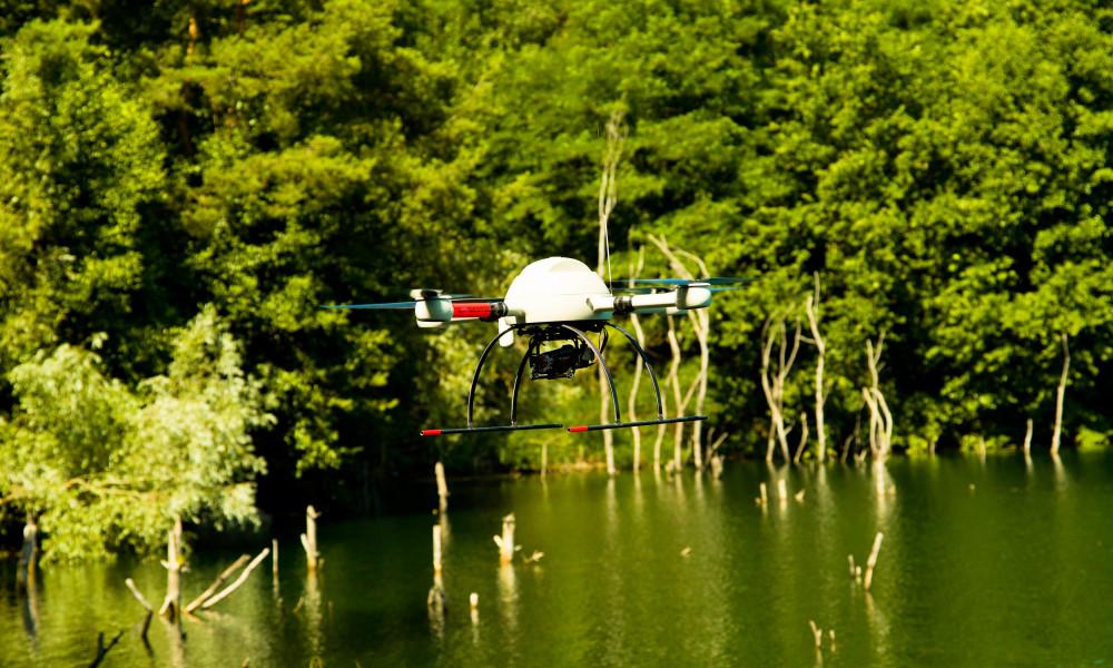盘点:无人机技术应用于环境保护领域