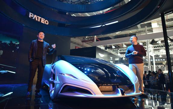应宜伦首谈放弃造车:技术和法规壁垒太高