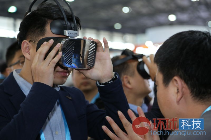 """【CES Asia 2016】IDEALENS携七宗""""最""""首秀二代VR一体机"""