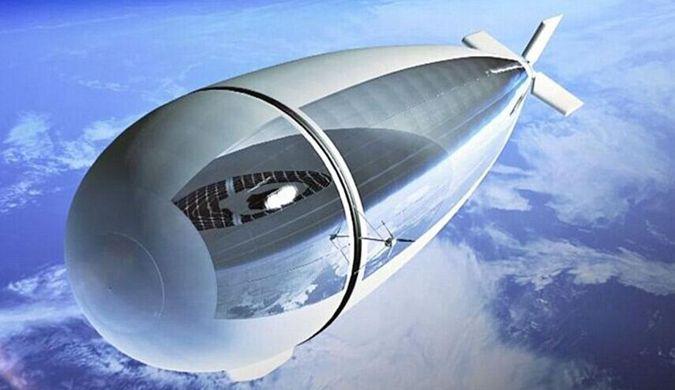 """无人机与卫星的""""混合物"""" 超大飞行器军民两用化"""
