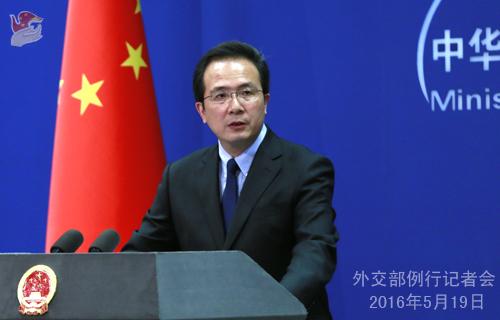 【外交部部长】外交部:中方依法依规监视美军机望美立即停止抵近侦察