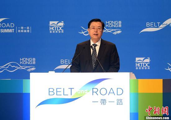 张德江谈香港问题:勿忘初心 保持耐心 坚定信心