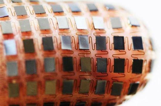 永远无需充电:中美韩联手研发新型柔性电池