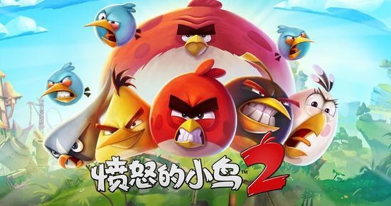 借大电影翻身《愤怒的小鸟2》下载量升至全球第七