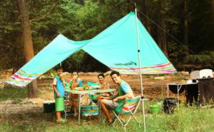 夏季野餐烧烤你需要什么样的遮阳蓬