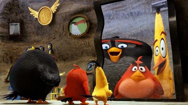 《愤怒的小鸟》2天票房破亿 游戏IP这次给力