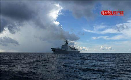 中国海军在西太演习遭美日战舰尾随 近在咫尺【图】 - 春华秋实 - 春华秋实 开心快乐每一天