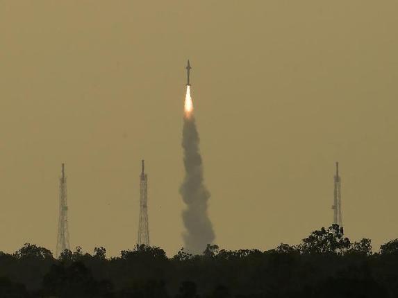 印度发射首架可回收飞船 将极大降低航天成本