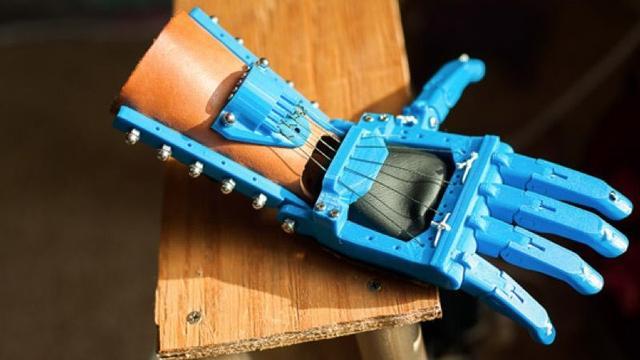 3D打印将会融入身体