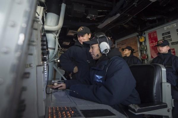 美海军准备培训黑客?