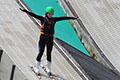 夏季没雪咋练?自由式滑雪队沈体训练备战冬奥