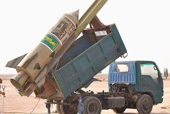 千奇百怪的伊拉克民兵武器