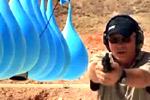多少水球可挡一颗子弹?