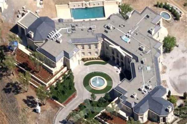 亿万富豪奢华度假别墅如宫殿