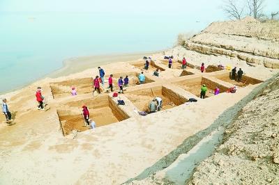 湖北松滋发现约8000年人类遗址