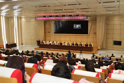 棒女郎公益万里行再进黑龙江 获当地政府高度重视和百姓热烈推崇