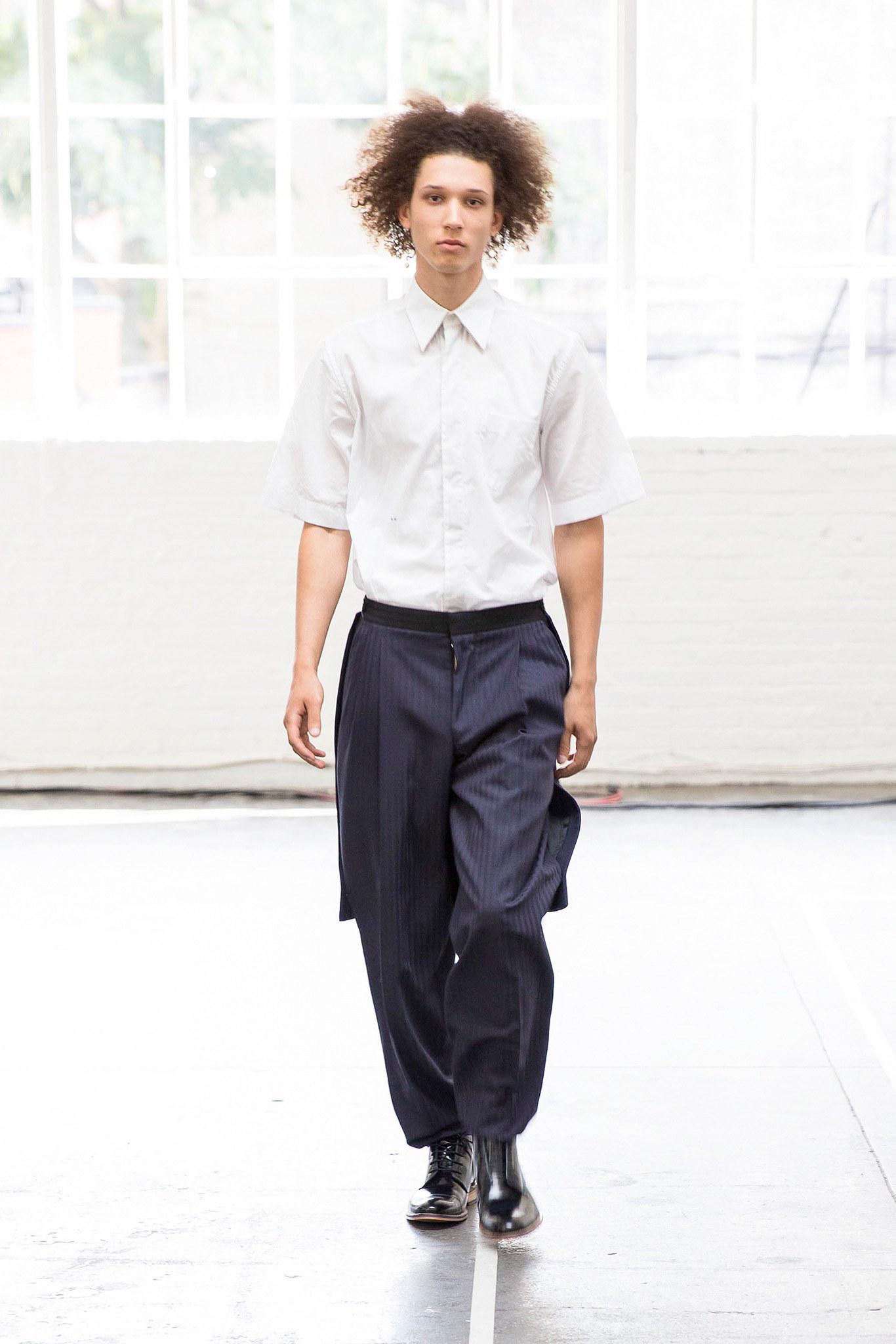赵博,用服装诠释经典与现代
