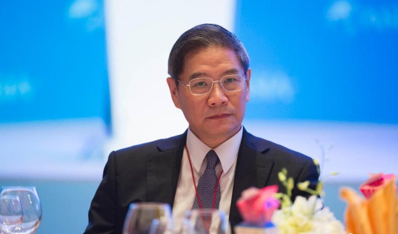 张志军:维护两岸和平发展关键是坚持一中原则