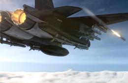 最新魔改版F-15浑身挂满16枚空空导弹