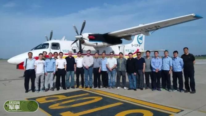 中航运-12F完成FAA驾驶员型别等级测试工作