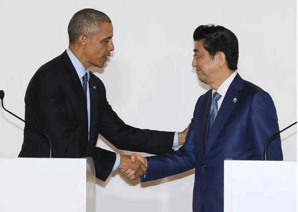 安倍就冲绳弃尸案向奥巴马抗议 未提修改美日地位协定