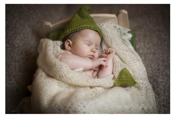 研究称睡前哭泣的婴儿的睡眠质量更好
