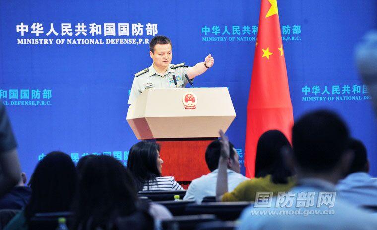 国防部首次回答网友提问:中国军队尚能饭否?