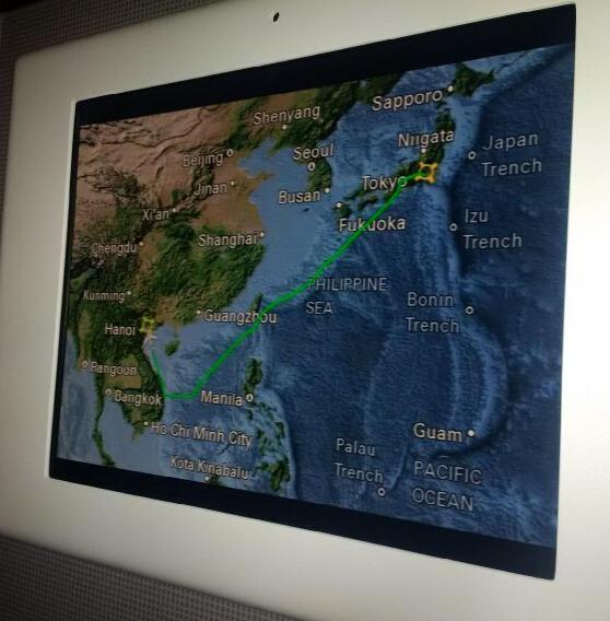 美國空軍一號訪越繞開南海飛一大圈 航線曝光