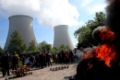 法国劳工改革抗议潮蔓延 核电站工人加入罢工