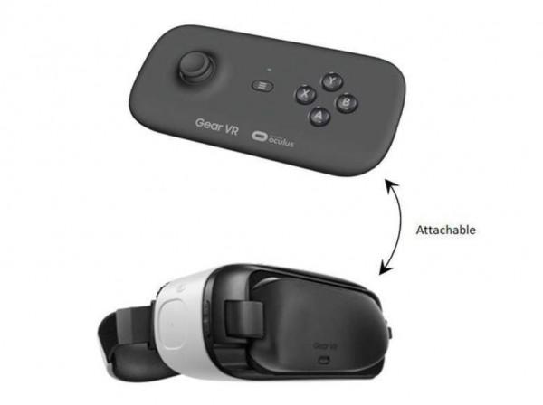 三星Gear VR专属手柄