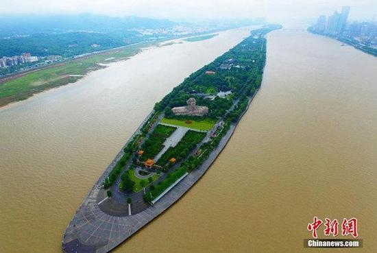 长江中下游6月3日前持续多雨 雨量偏多4-8成