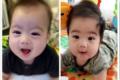 林志颖晒双胞胎儿子萌照