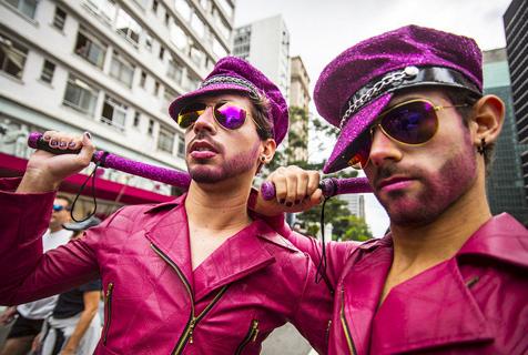 巴西同性恋骄傲大游行