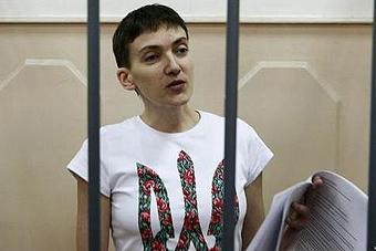 普京特赦乌克兰女飞行员