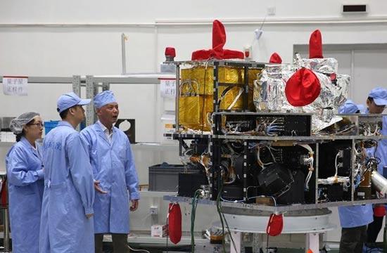 中国将发射全球首个量子卫星