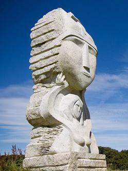 法欲建圣徒雕塑再造复活节岛