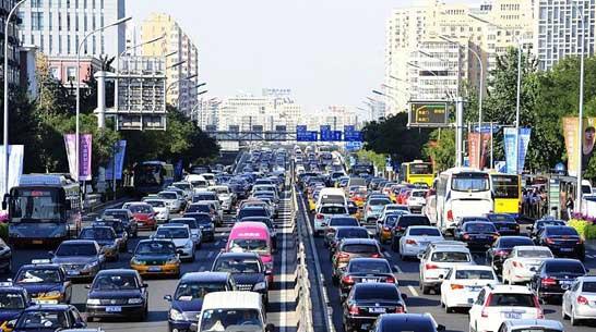 社评:北京若收拥堵费需充分听取意见
