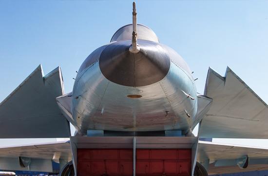 细品俄军五代机先驱米格1.44