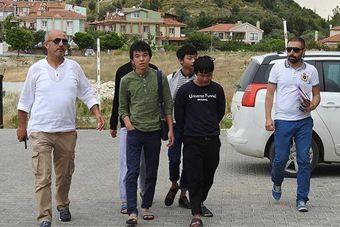 52名台诈骗嫌犯土耳其被捕