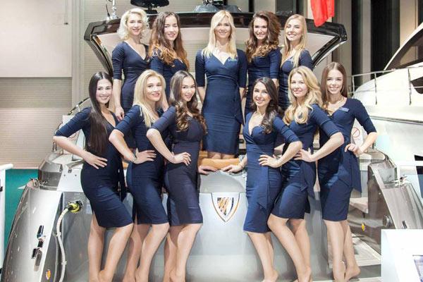 豪华游艇服务员:环游世界月薪数千欧元