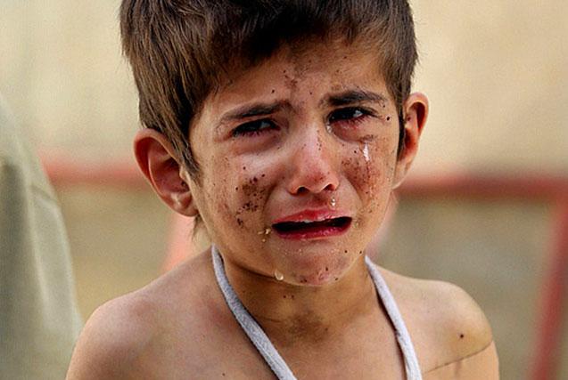【儿童节特刊】聚焦全球苦难中的儿童