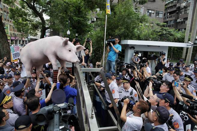民进党施政引公愤